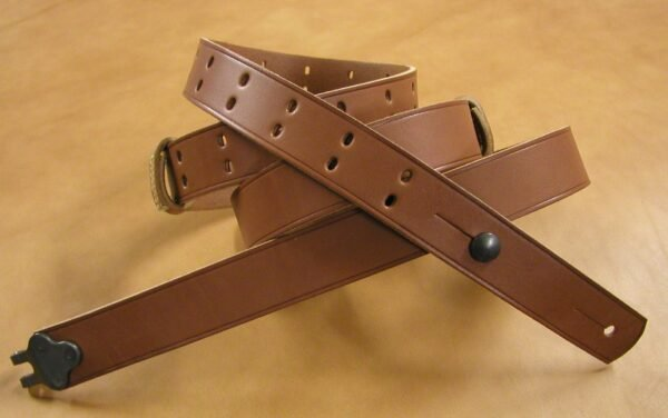 M1887 Sling for the .45-70 Trapdoor Springfield and .30-40 Krag